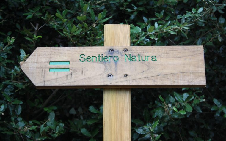 SENTIERO NATURA – THE NATURE TRAIL