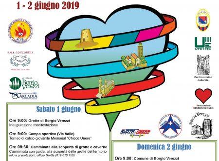 1-2 Giugno 2019 – FESTA DEI SENTIERI !!!